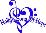 Hollys Song of Hope Logo